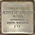 Stolperstein für Albert Rosenbaum (Potsdam).jpg