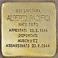 Stolperstein für Alberto Pacifici (Ancona).jpg