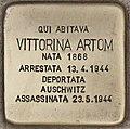 Stolperstein für Vittorina Artom (Alessandria).jpg