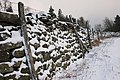 Stone Wall, Carr Ridge - geograph.org.uk - 651403.jpg
