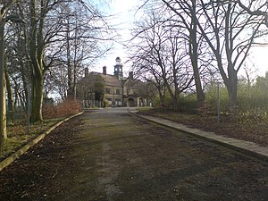Storthes Hall - Image: Storthes Hall 3