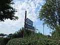 Straßenschild Klausbrook B Kiel-Suchsdorf.jpg