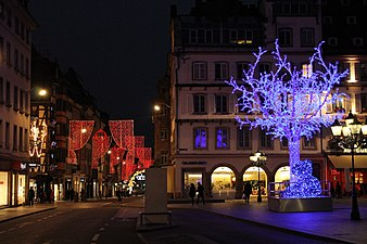 Place gutenberg wikip dia for Chambre de commerce strasbourg