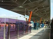 Stratford DLR 4a 4b e