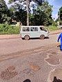 Street and vehicle - Lilongwe - Malawi - Jan 2018.jpg