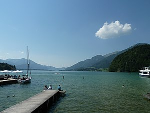 Strobl - Lakeside