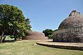 Stupa 4 and Stupa 3 Part - Sanchi Hill 2013-02-21 4542.JPG