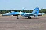 Suhkoi Su-27P(M-1) '58 blue' (46062348321).jpg