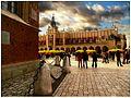 Sukiennice (widok od strony ul. Mikołajskiej) - panoramio.jpg