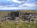 Summit shelter on Garn Gron - geograph.org.uk - 519458.jpg