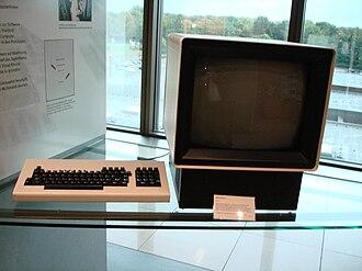 Sun-1 - Sun 1/100 desktop workstation