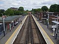 Sunbury station high eastbound.JPG