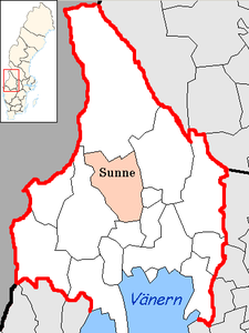 Sunne Municipality in Värmland County.png