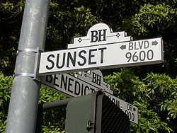 Sunset Blvd sign.JPG