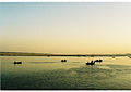 Sunset in the Ganges River.jpg