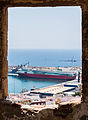 Super-Fast Canarias, through Alcazaba, Almeria, Spain.jpg