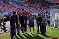 Super Bowl 44 Chris Rock, Adam Sandler, Kevin James, David Spade, Rob Schneider (4340765382).jpg