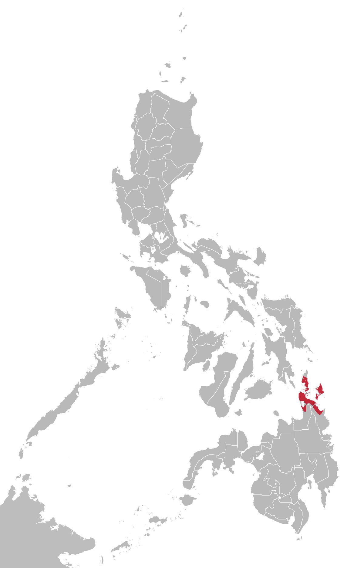 Surigaonon language - Wikipedia