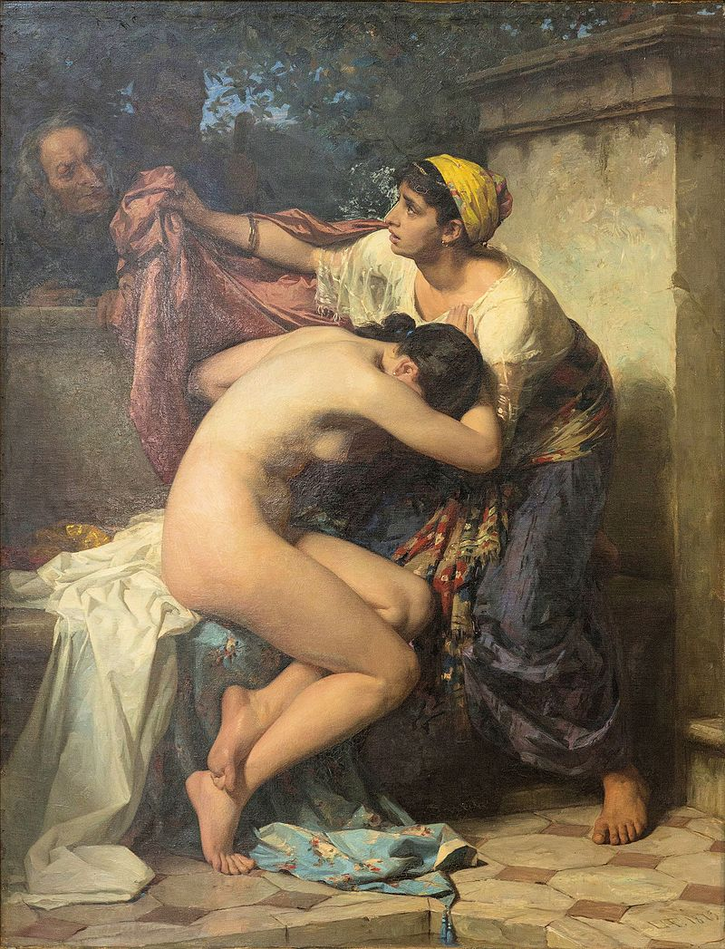 Сюзанна и бадет, 1879, 115 х 89,5 см, privateje.jpg