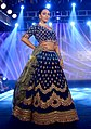 Swara Bhaskar walks the ramp at The Wedding Junction Festive Show (04).jpg