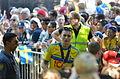 Sweden national under-21 football team, Euro 2015 celebration, players 28.JPG