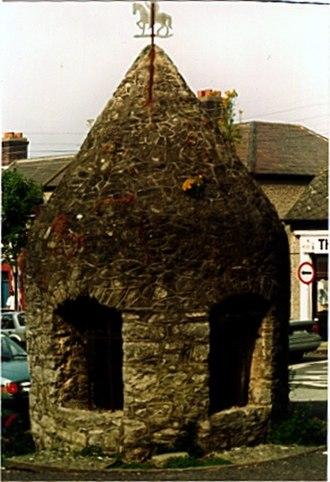 Malahide - St. Sylvester's Well, Old Street, Malahide, 1989