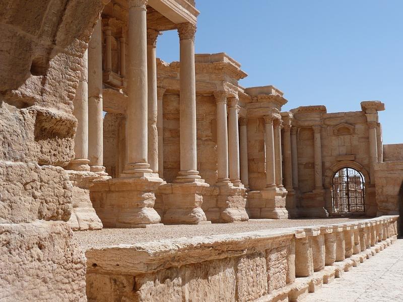 Syria 133 - Palmyra - Theatre