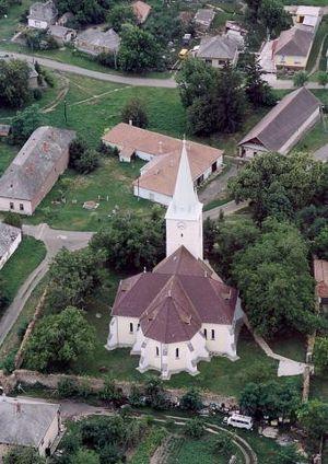 Szikszó - Image: Szikszó légifotó3