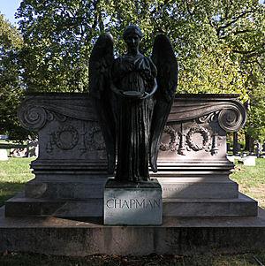 T.A. Chapman Memorial - Image: TA Chapman Memorial 1896