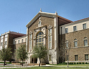 Texas Tech University College of Education - Image: TTU Education