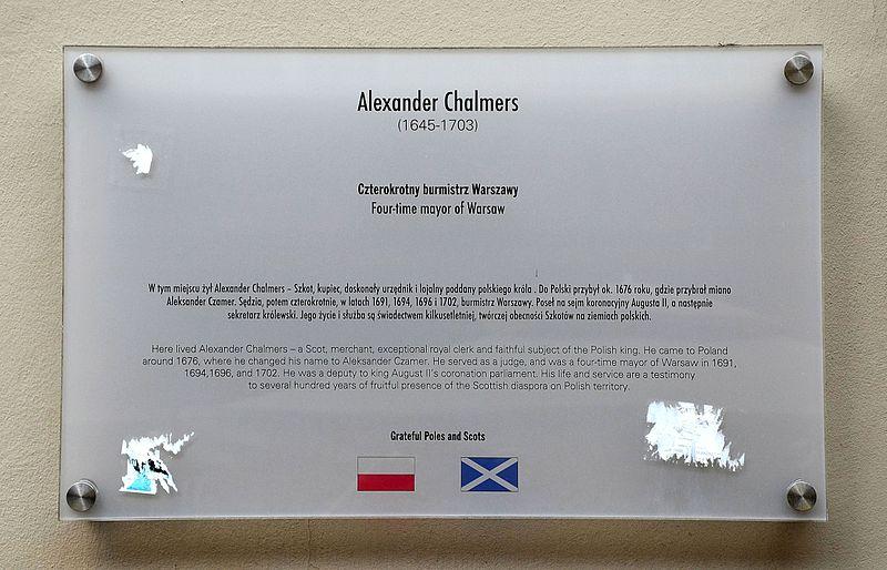 Plik:Tablica Alexander Chalmers Wąski Dunaj 10.JPG