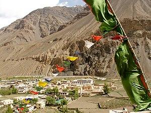 Tabo, Himachal Pradesh - Tabo Gompa, Spiti