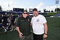 Tailgate Bayhawks Game Navy Marine Corps Memorial Stadium (29150672278).jpg