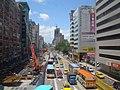 Taipei Metro Xinyi Line Construction.jpg