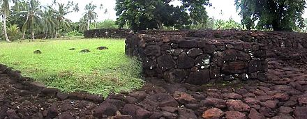 Ruins of the Talietumu fort Talietumu.jpg