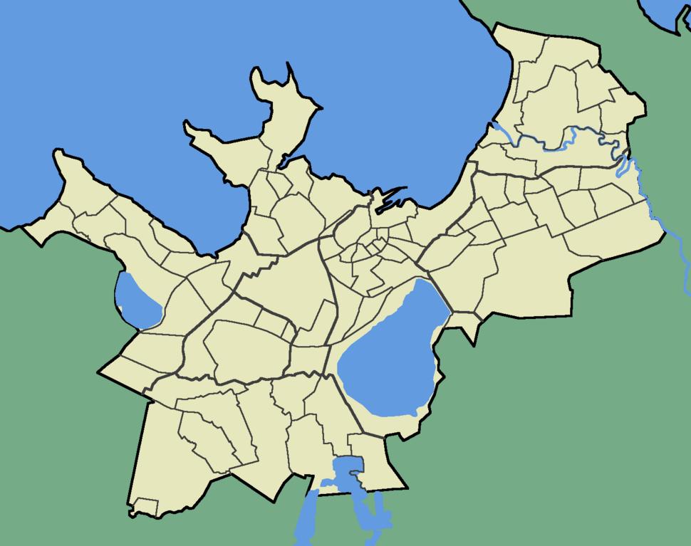Tallinna asumid
