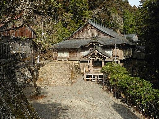 Tamaki Jinja, Totsukawa007