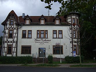 Tambach-Dietharz - Old town hall