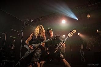 Tankard (band) - Tankard in Sélestat - 2017