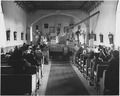 Taos County, New Mexico. Mass at the Arroyo Hondo church - NARA - 521918.tif
