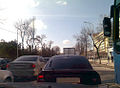 Tauke-khan-avenue Traffic1.jpg
