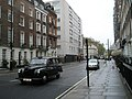 Taxi in Seymour Place - geograph.org.uk - 1039170.jpg