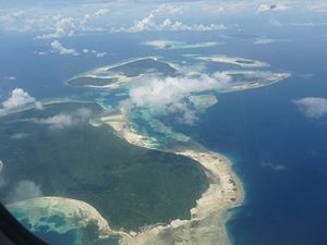 Tayandu Islands - Image: Tayando Islands