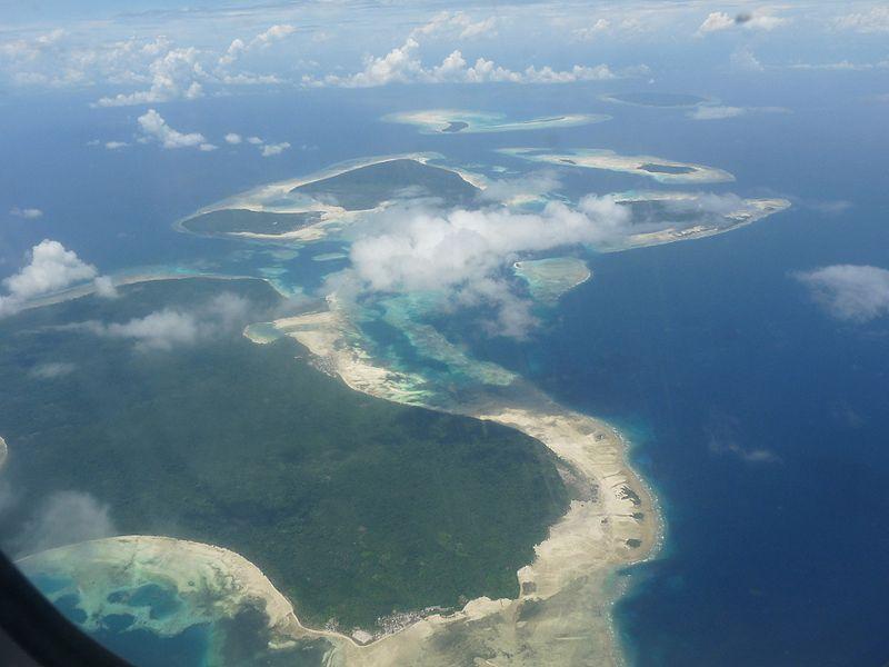 Tayando Islands