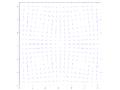 Taylor-Green vortex vector plot.png