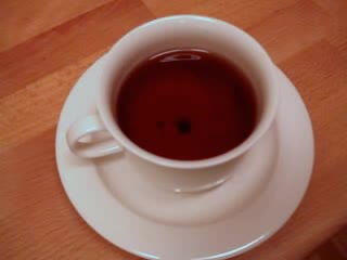 Tea leaf paradox a physical phenomenon in which tea leaves in a stirred cup of tea migrate to the center and bottom of the cup