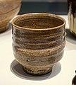 Teabowl, Japan, Agano kilns, Kamanokuchi kiln, Momoyama or Edo period, 1610-1630, stoneware, rice-straw-ash glaze - Freer Gallery of Art - DSC04774.jpg
