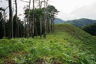 Matsuoka Kofun Cluster