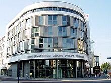 Telemann-Konservatorium in Magdeburg (Quelle: Wikimedia)