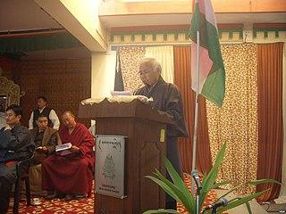 Tempa Tsering Tibetan politician